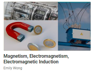 on-demand course for o level physics magnetism, electromagnetism, and electromagnetic induction