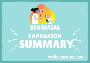 binomial expansion for o level additional mathematics