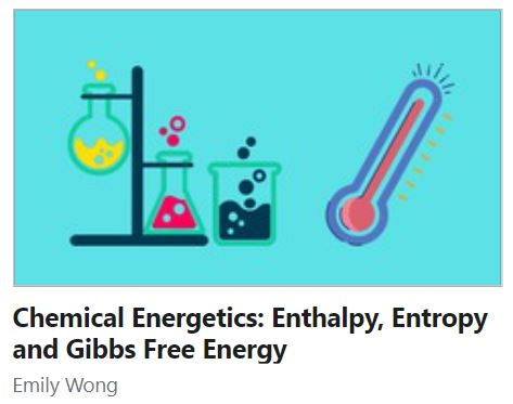 chemical energetics course for a level chemistry