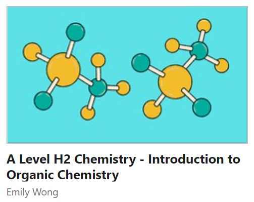 introduction to organic chemistry course a level chemistry