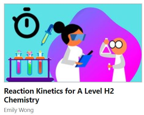 reaction kinetics course for a level chemistry